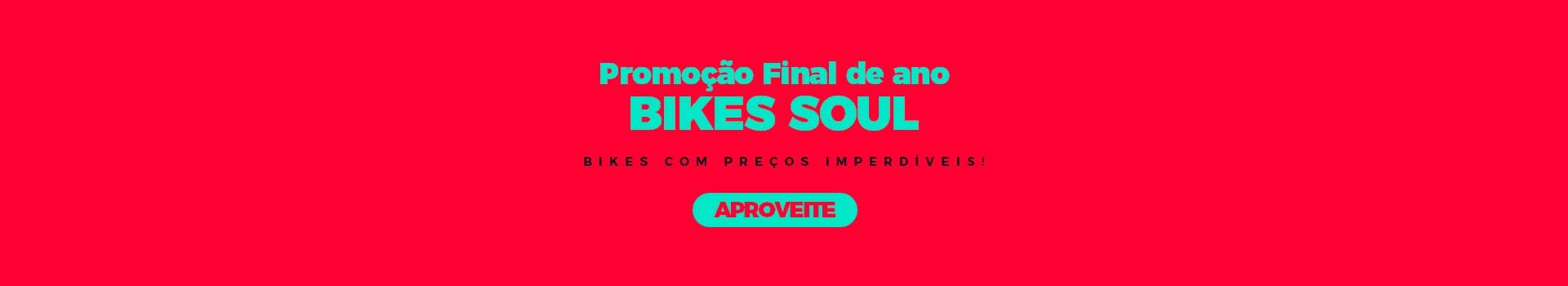 Promoção final de ano Soul
