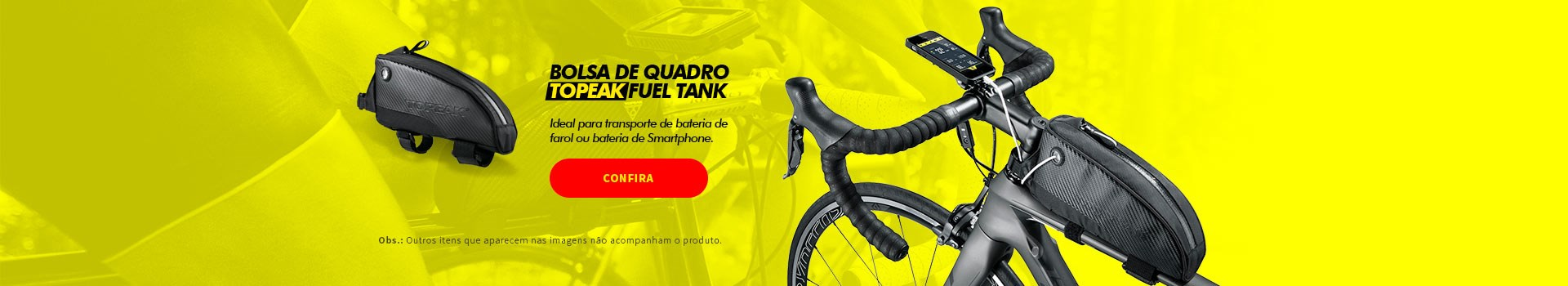 Bolsa De Quadro Topeak Fuel Tank