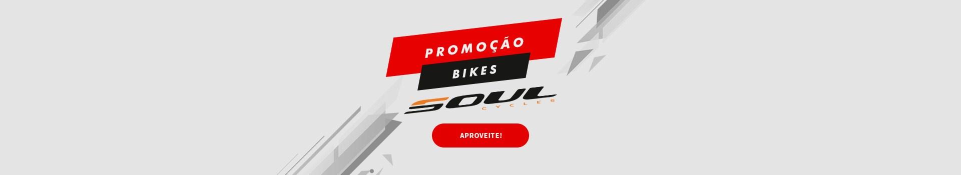 Promoão bikes Soul