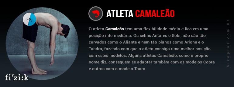 Fizik Atleta Camaleão