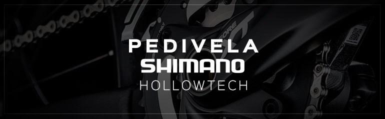 Pedivela Shimano Hollowtech