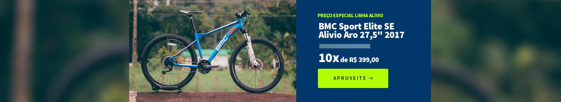 BMC Sport Elite SE Alivio