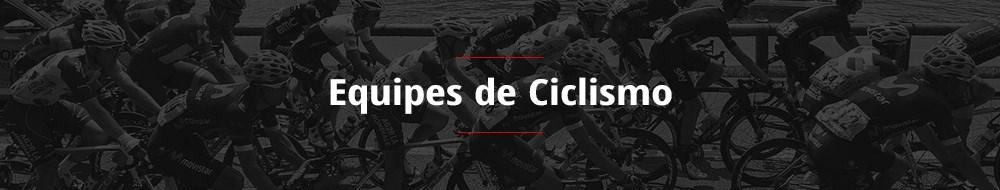 Produtos de Equipes de Ciclismo
