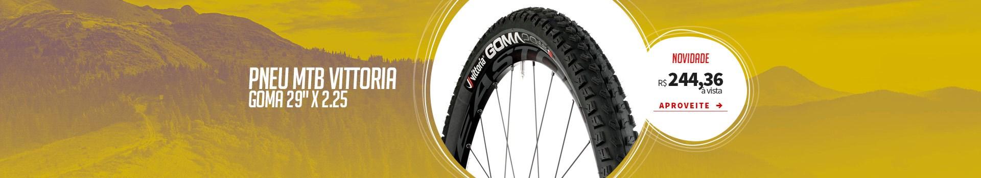 "Pneu Bike Vittoria Goma 29"" X 2.25 MTB"
