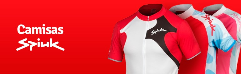 Camisa Ciclismo Spiuk