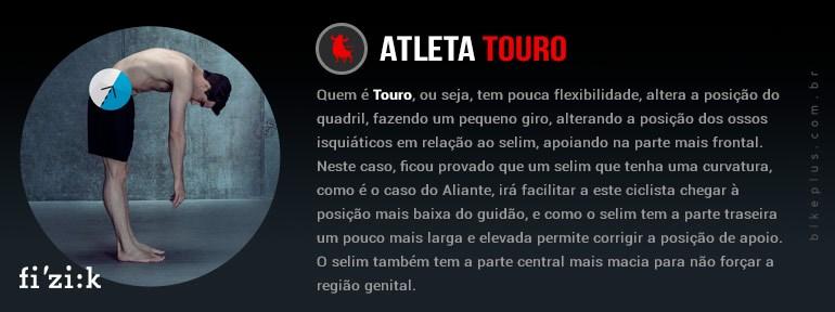 Fizik Atleta Touro