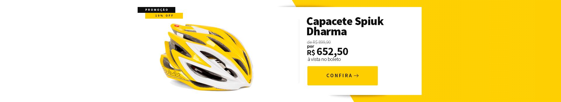 Capacete Bike Spiuk Dharma