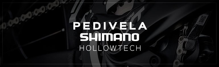 Pedivela Shimano Hollowtech