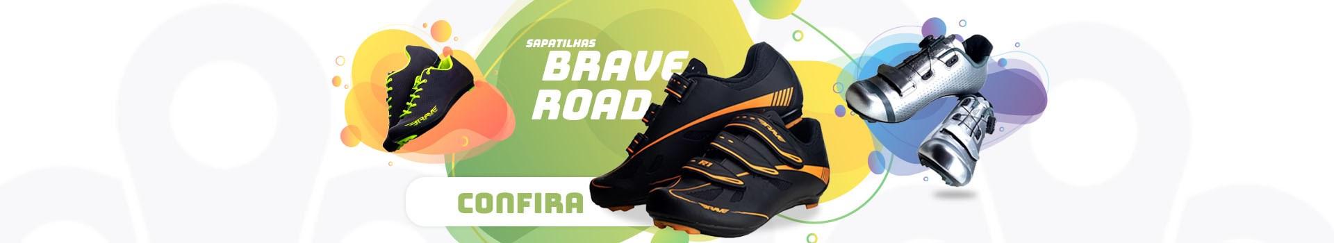 Sapatilhas Brave Road