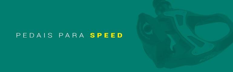 Pedais para Speed