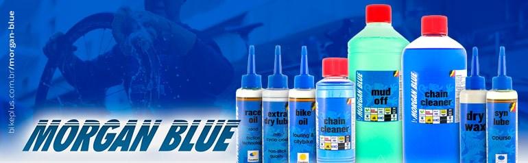 Lubrificantes e Produtos de Limpeza Morgan Blue