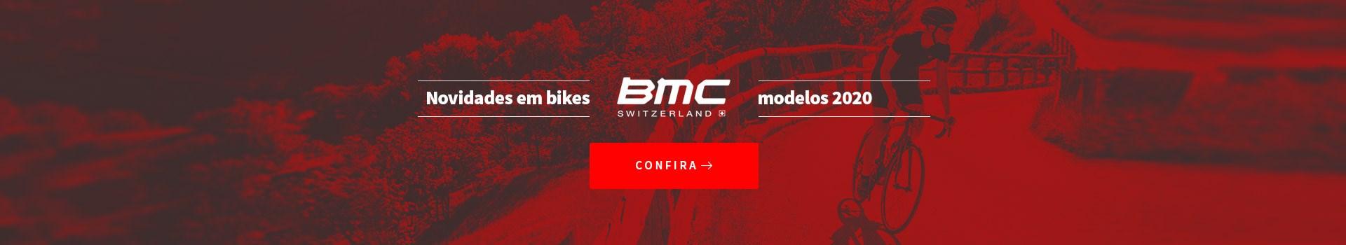 Novidades em Bikes BMC