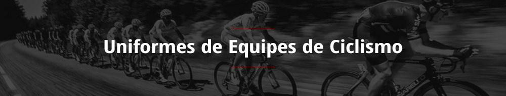 Uniformes de Equipes de Ciclismo
