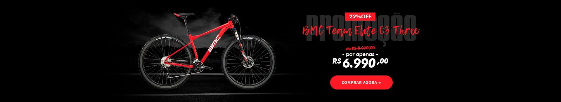 BMC Team Elite 03 Three em promoção