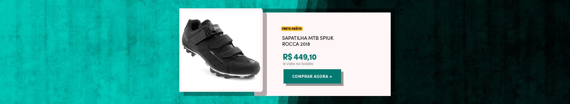 Sapatilha MTB Spiuk Rocca 2018