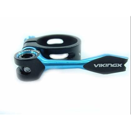 Abraçadeira de Selim Viking X com Blocagem Azul