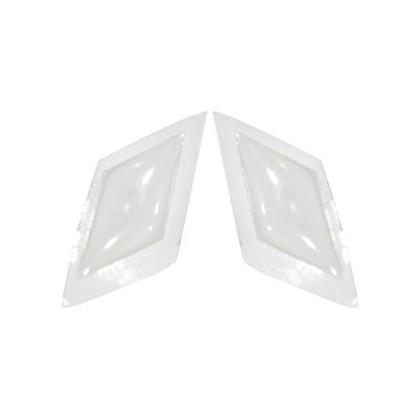 Adesivo de Silicone Para Capacete Abus Aventor Aderente Para Óculos
