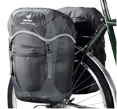 Alforge para Bike Deuter Rack Pack Uni 38L Preto