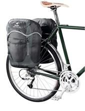 Alforge para Bike Deuter Rack Pack Uni 38L Preto