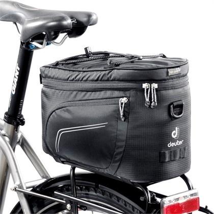 Alforge para Bike Deuter Rack Top Pack Preto