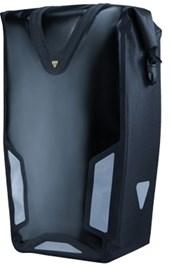 Alforge Para Bike Topeak Pannier Drybag DX TT9829B Impermeável Preto