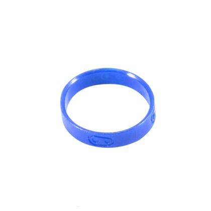 Anel de Plástico Para Pedal Crank Brothers Egg Beater 2 e 3 Azul