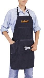 Avental Mecânico IceToolz Uso Profissional