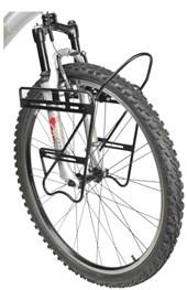 Bagageiro Bike dianteiro Zéfal Preto
