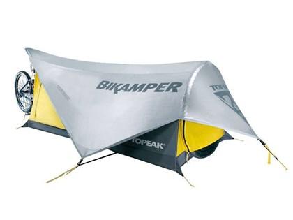 Barraca Topeak Cicloturismo Bikamper TBP001