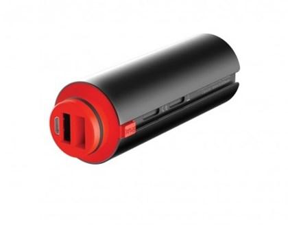 Bateria Corpo Central do Farol Knog PWR Bank Medium
