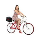 Baú para Bicicleta Kalf Box Bike Plástico 20 Litros