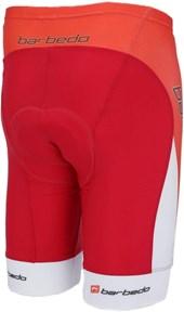Bermuda Ciclismo Barbedo Red Team Vermelha