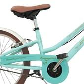 Bicicleta Infantil Aro 20 Nathor Antonella Teen Verde