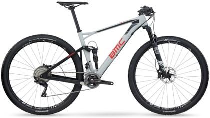 """Bike BMC Fourstroke FS01 XT Aro 29"""" Cinza"""
