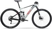 "Bike BMC Fourstroque FS01 XT Aro 29"" Cinza"