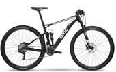 "Bike BMC Fourstroque FS02 XT Aro 29"" Preta e Branca"