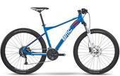 "Bike BMC Sport Elite SE Alivio Aro 27,5"" 2017 Azul Branca e Vermelha"