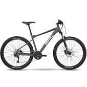"Bike BMC Sport Elite Three Aro 27,5"" 2018 Cinza Branca e Preta"