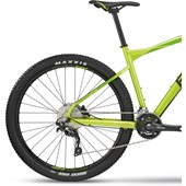 "Bike BMC Sport Elite Two Aro 27,5"" 2018 Verde e Preta"