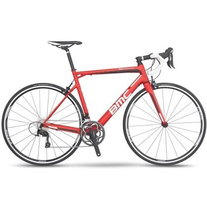 Bike BMC Team Machine SLR03 105 2017 Vermelha