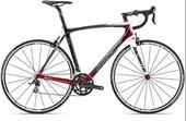 Bike Lapierre Xelius EFI 100 Preta Branca e Vermelha