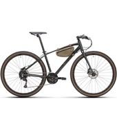 Bike Sense Activ 2021/22 Verde e Preta