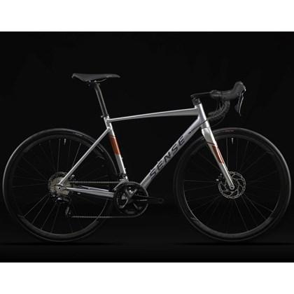 Bike Sense Criterium Factory 105 2021/22 Prata e Vermelha