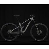 Bike Sense Exalt LP Comp SLX 12v Aro 29 2021/22 Cinza Preta e Azul