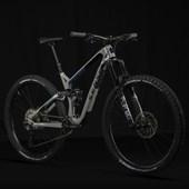 Bike Sense Exalt LT Comp SLX 12v Aro 29 2021/22 Cinza Preta e Azul