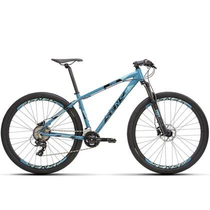 Bike Sense Fun Comp 16v Aro 29 2021/22 Aqua e Preta