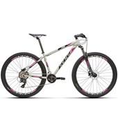 Bike Sense Fun Comp 16v Aro 29 2021/22 Cinza e Roxa