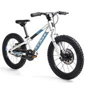 Bike Sense Grom Aro 16 2021/22 Prata e Azul