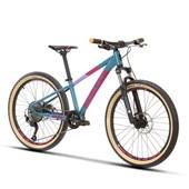 Bike Sense Grom Aro 24 2021/22 Aqua e Rosa