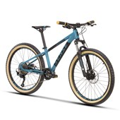 Bike Sense Grom Aro 24 2021/22 Azul e Preta